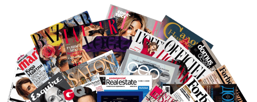 Free Magazines and Books