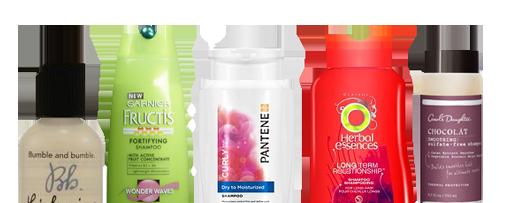 Free Shampoo Samples