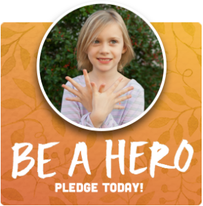 Be a hero to the butterflies!