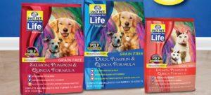 Free Formulas For Life Pet Food