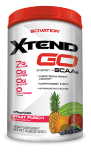 XTend Go Supplement Free Sample