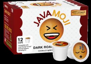 Free JavaMoji K-Cup Pod