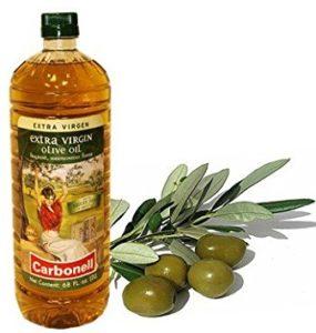 Eyy, get ya free olive oil here!
