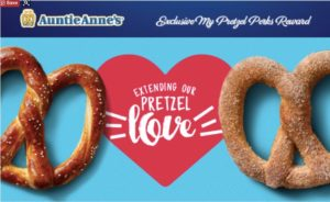 Pretzel love indeed.